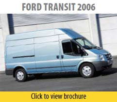 Ford Transit 2006 Seat Covers