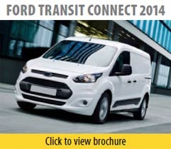 Ford Transit Connect 2014 Seat Covers