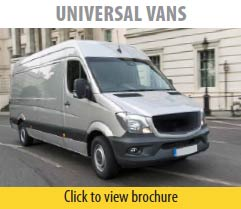 Universal Van Seat Covers